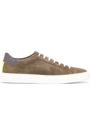 HIDE&JACK Låga sneakers med kontrastpanel