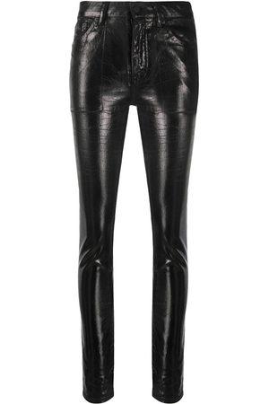 Saint Laurent Skinny-jeans med fem fickor