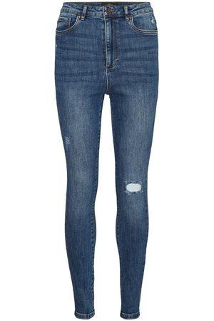 Vero Moda Vmloa Höga Skinny Fit-jeans Kvinna