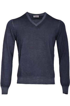Gran Sasso V-neck sweater