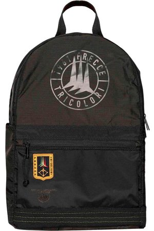 Aeronautica Militare Bo1050 Backpack With Applications