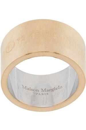 Maison Margiela Ring med graverat nummer