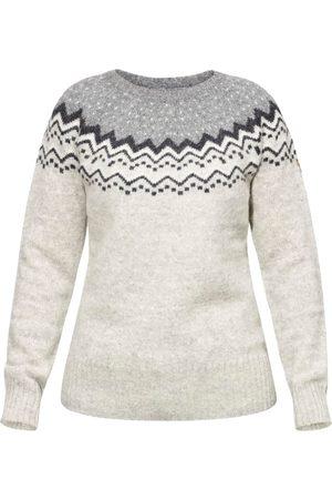 Fjällräven Kvinna Stickade tröjor - Women's Övik Knit Sweater