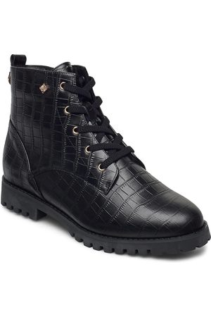 Dasia Carline Shoes Boots Ankle Boots Ankle Boot - Flat