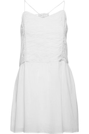 GAP Crossback Embroided Dress Kort Klänning