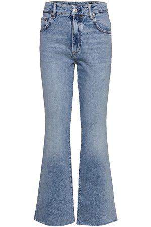 AllSaints Daisy Kick Flare Jeans Utsvängda
