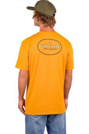 Volcom Vorbit LTW T-Shirt inca gold