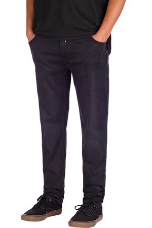 Reell Jogger Jeans black faded