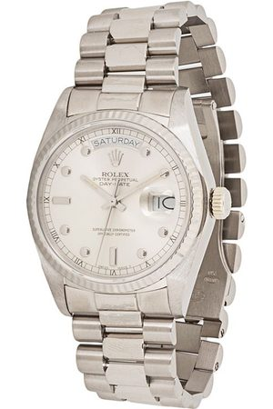 Rolex 1982 pre-owned Oyster DateDate 36mm