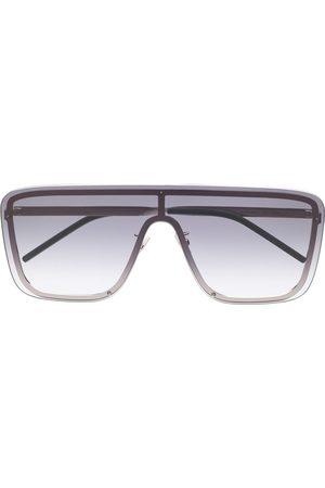 Saint Laurent SL364 mask-frame sunglasses