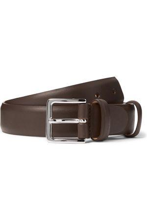 Mr P. Man Bälten - 3cm Leather Belt