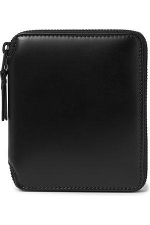 Comme des Garçons Man Plånböcker - Leather Zip-Around Wallet