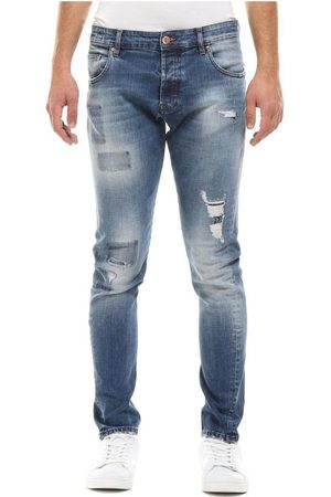 Don the Fuller Skinny Jeans With Sarciture