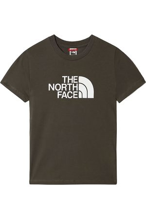 The North Face Easy T-Shirt new taupe green/tnf white