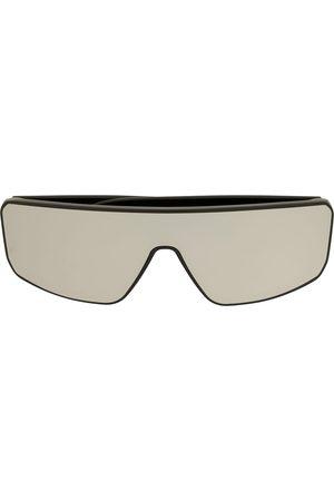 Rick Owens Solglasögon med spegelglas