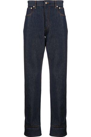 Ami Raka jeans med kontrastfåll