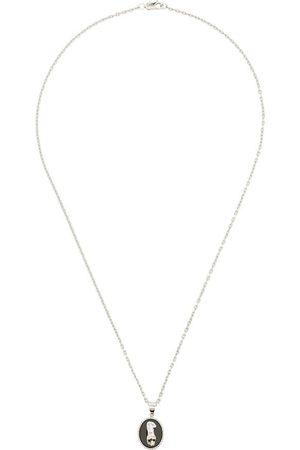 O THONGTHAI Man Halsband - Virgo halsband i sterling
