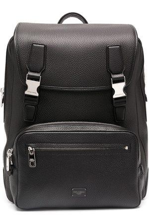 Dolce & Gabbana Man Ryggsäckar - Palermo leather backpack