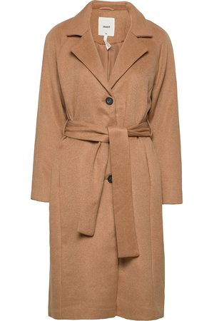 Object Objlena Coat Noos Yllerock Rock
