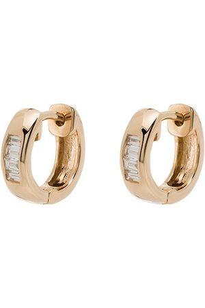 Dana Rebecca Designs 14K yellow gold diamond earrings