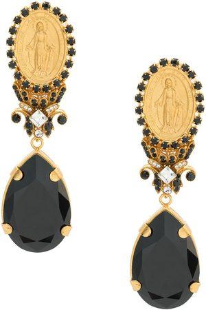 Dolce & Gabbana örhängen med strass