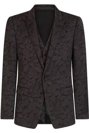 Dolce & Gabbana Blommig kostym