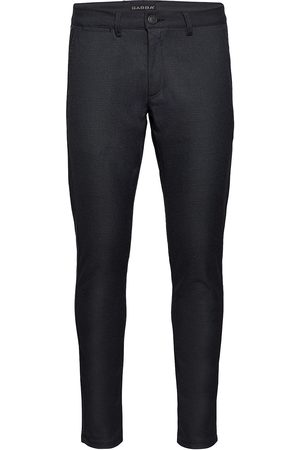 Gabba Paul Petit Navy Hound Pant Kostymbyxor Formella Byxor