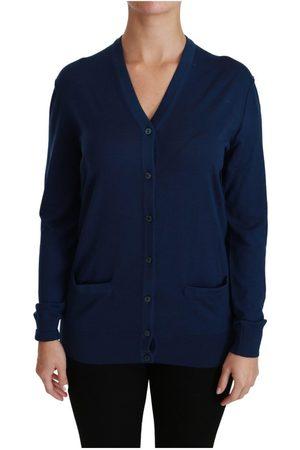 Dolce & Gabbana Button Cardigan Sweater