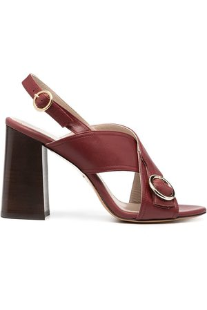 Tila March Slingback-sandaler med klack