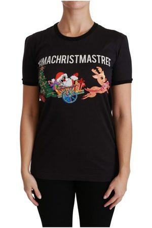 Dolce & Gabbana Crewneck Top T-shirt
