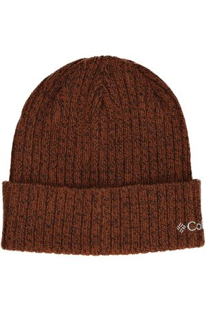 Columbia Watch Beanie dark amber/black marled