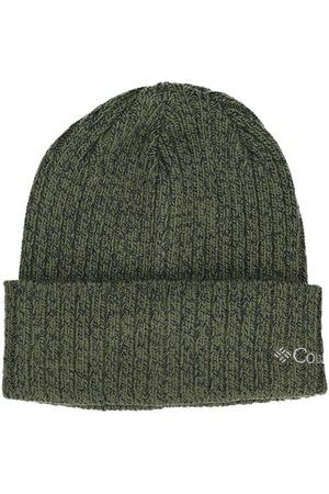 Columbia Watch Beanie stn grn/colleg nvy marled