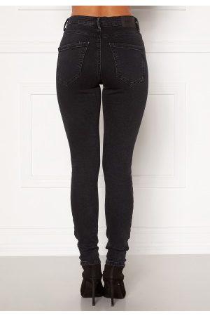 Vero Moda Sophia HR Skinny Jeans Dark Grey Denim L/32