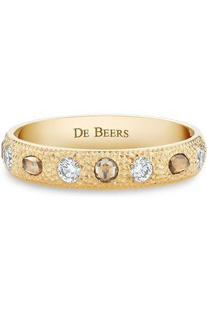 De Beers Diamantring i 18K gult