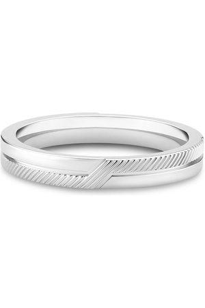 De Beers Ring i 18K vitguld