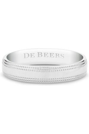 De Beers Ring med graverad logotyp