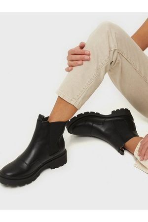 NLY Shoes Warm Chelsea Boot Flat Boots