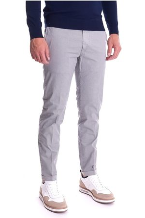 RE-HASH Microfantasy Mucha Trousers With Turn-Up