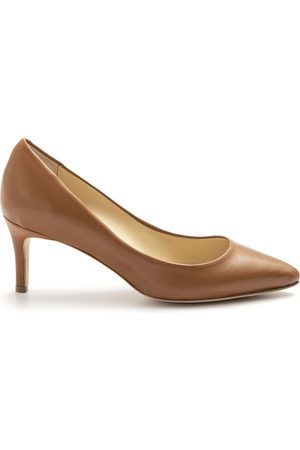 L'ARIANNA Pumps leather