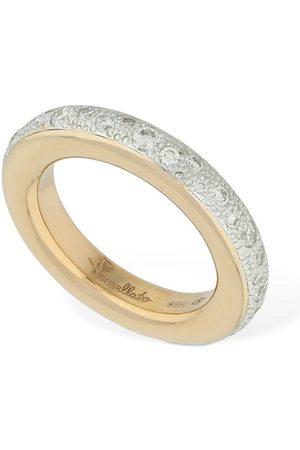 Pomellato Kvinna Ringar - Iconica 18kt Rose Gold & Diamond Ring