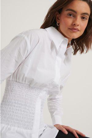 NA-KD Återvunnen Oversize Skjorta
