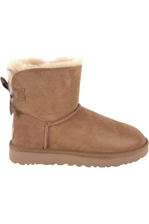 UGG Mini Bailey Bow II booties