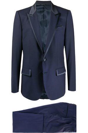 Dolce & Gabbana Contrast-trim two piece suit