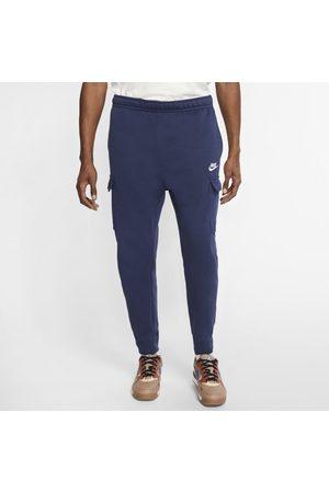 Nike Man Cargobyxor - Cargobyxor Sportswear Club Fleece för män