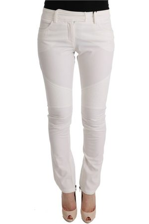ERMANNO SCERVINO Slim Fit Casual Pants