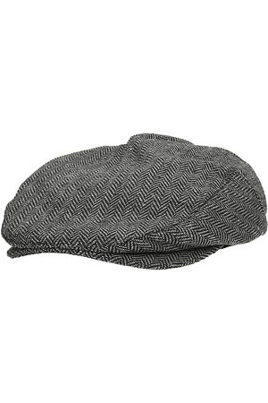Brixton Hooligan Snap Cap grey/black