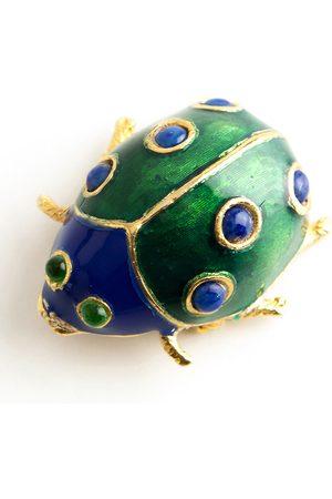 Kenneth Jay Lane Turtle brooch