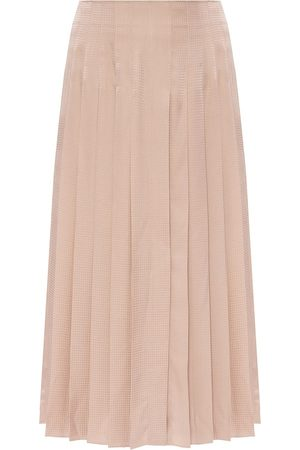 Agnona Pleated skirt