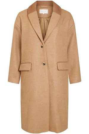 Vila Vicallee Wool Coat