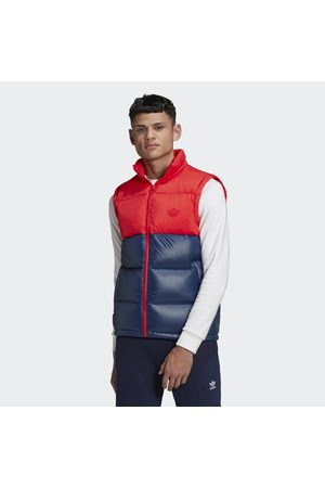 adidas Down Regen Blocked Puffer Vest